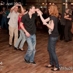Tanzabend 4. April 2010