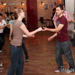 Tanzabend 17. April 2011