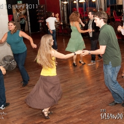 Tanzabend 18. Juni 2011