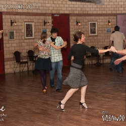 Tanzabend 22. Okt. 2011