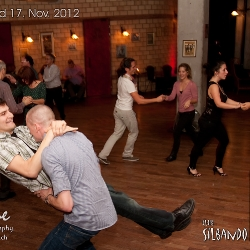 Tanzabend 17. Nov. 2012