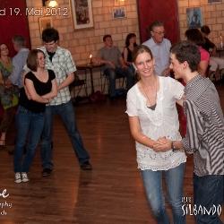 Tanzabend 19. Mai 2012