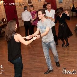 Tanzabend 27. April 2013