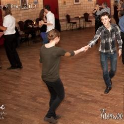 Tanzabend  9. Feb. 2013