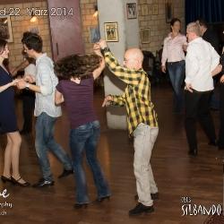 Tanzabend 22. März 2014