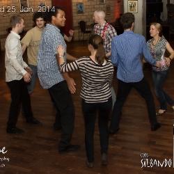 Tanzabend  25. Januar 2014
