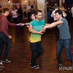 Tanzabend 25. Feb. 2017