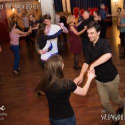Tanzabend 19. Mai 2018