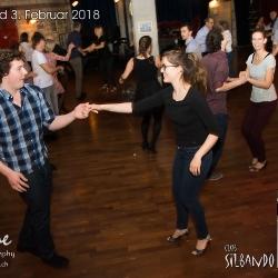 Tanzabende 2018