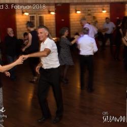 Tanzabend 3. Februar 2018