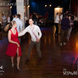 Tanzabend 1. Juni 2019